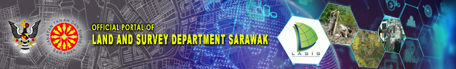 Welcome to Official Website of the Land and Survey Department, Sarawak Malaysia